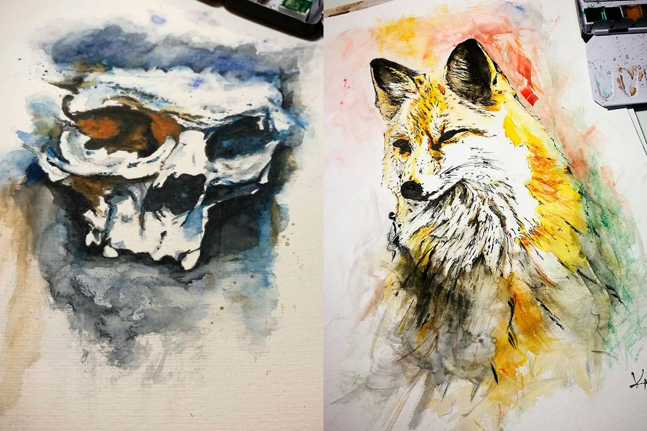 Portfolio Painting